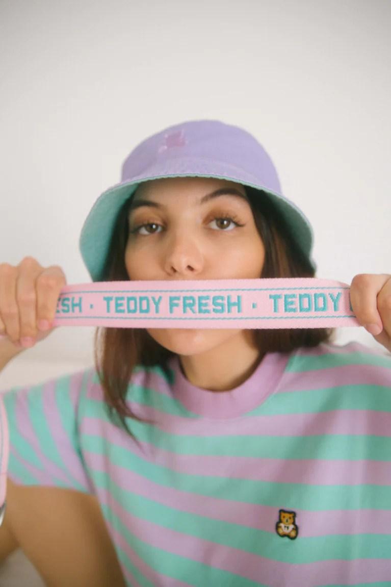 Teddy Frsh : teddy, Stripe, T-Shirt, Teddy, Fresh
