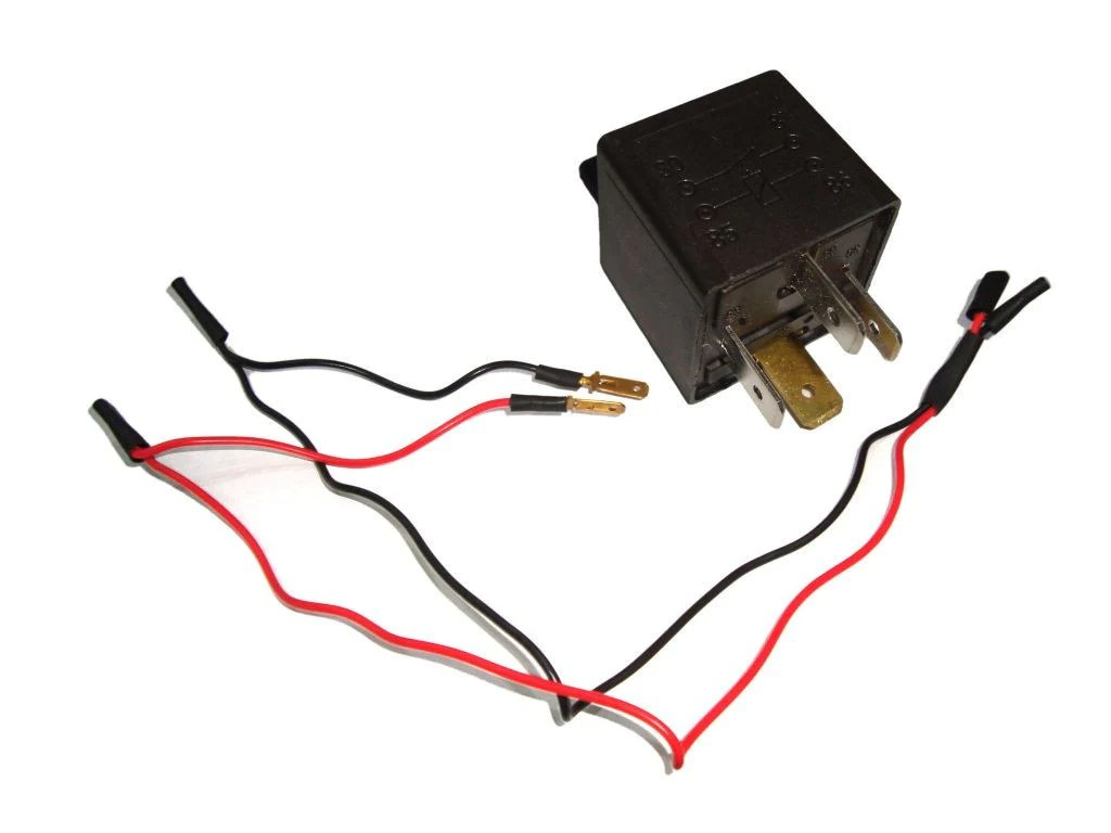 small resolution of  hi quality hella 12v relay horn wiring harness