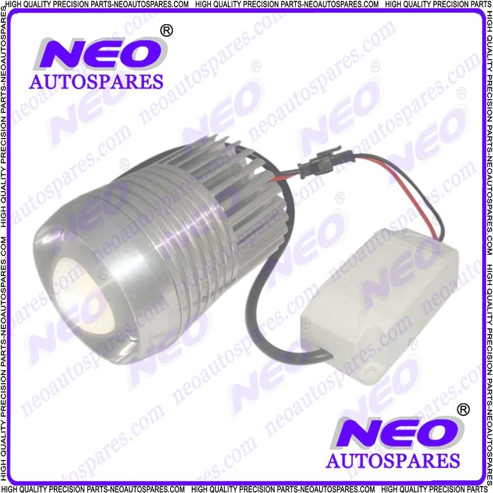 led headlight cree u2 30w fits bike truck dirt bike atv motor  [ 1000 x 1000 Pixel ]