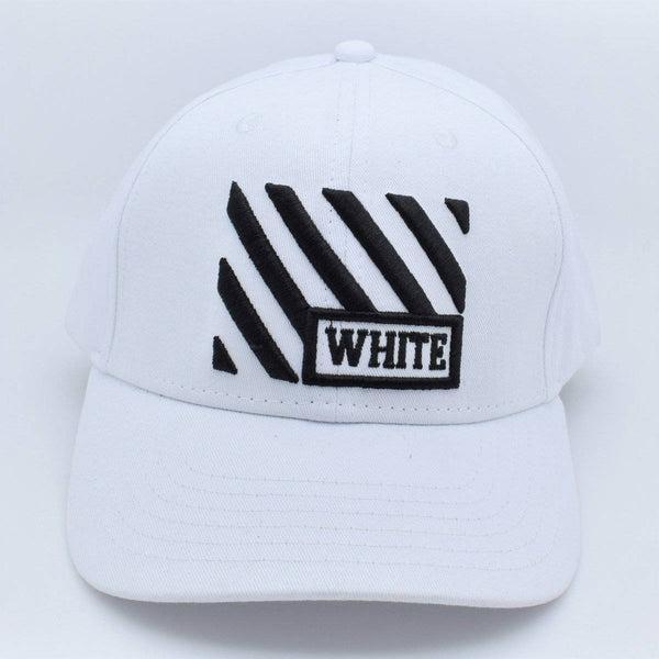 off white cap