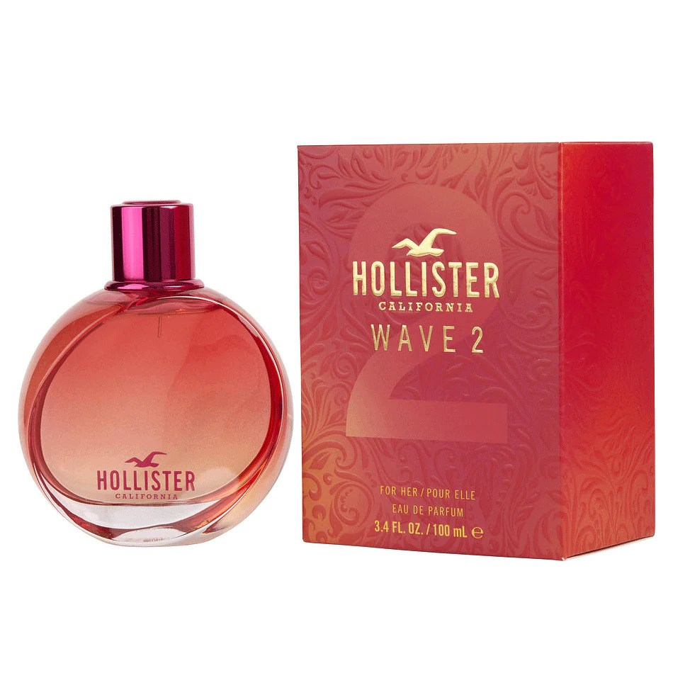 Hollister Wave 2 Perfume Women Online In Canada Perfumeonline.ca