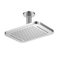 DAX Ceiling Mounted Square Rain Shower Head with Shower ...