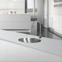 DAX Single Bowl Undermount Kitchen Sink, 18 Gauge ...