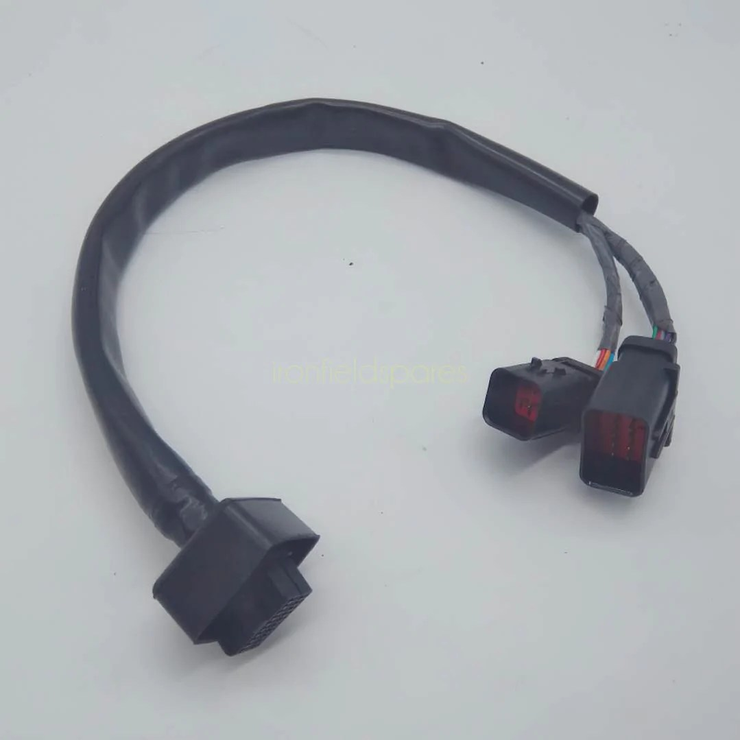 small resolution of  cat 320d2 monitor wire harness monitor cable part of 420 4514 456