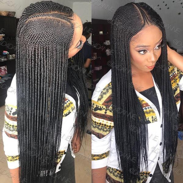Bella Braided Wigs Amina