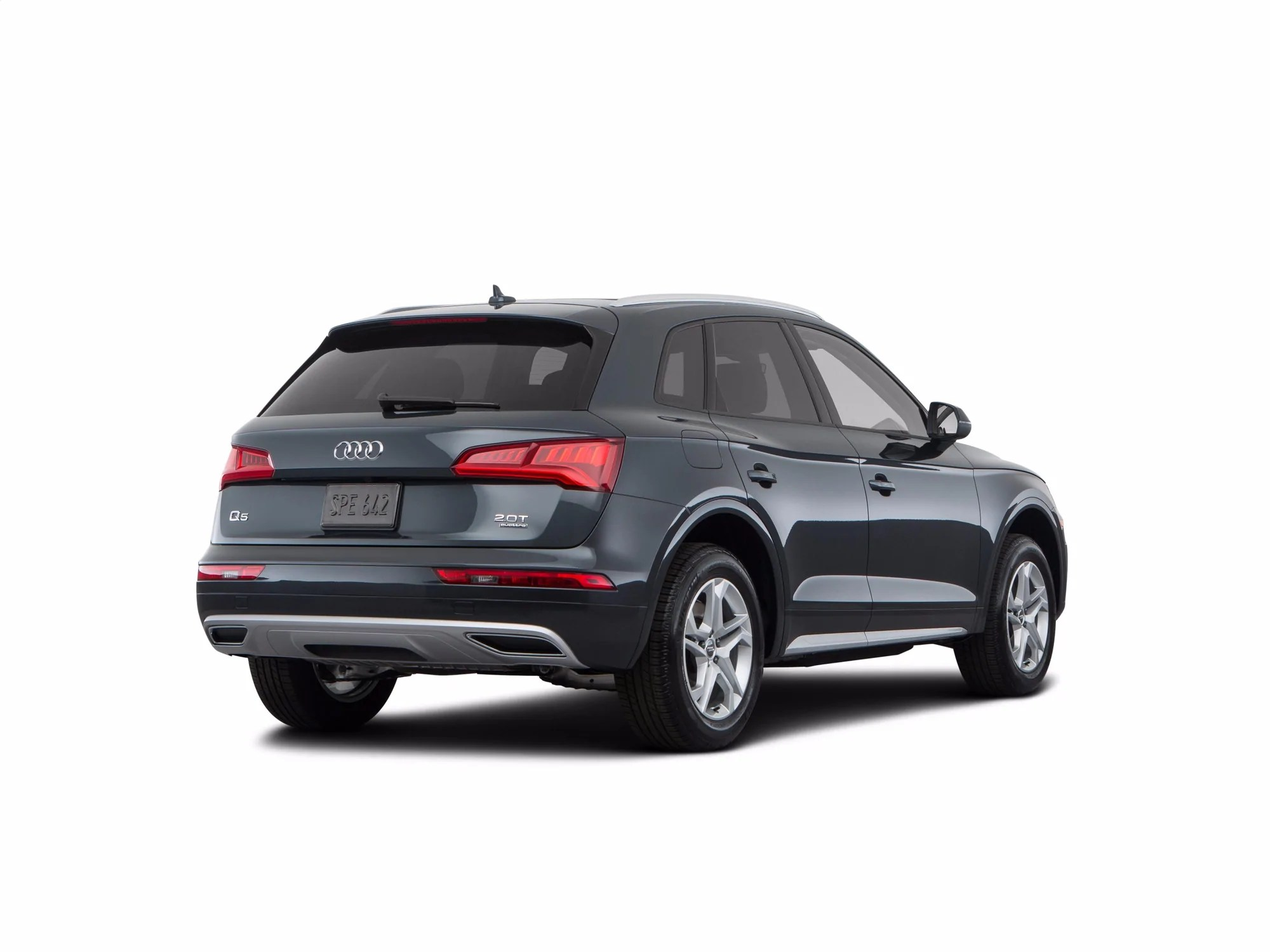 hitch for audi q5 sq5 for model 2018 present by stealth hitches [ 2000 x 1500 Pixel ]