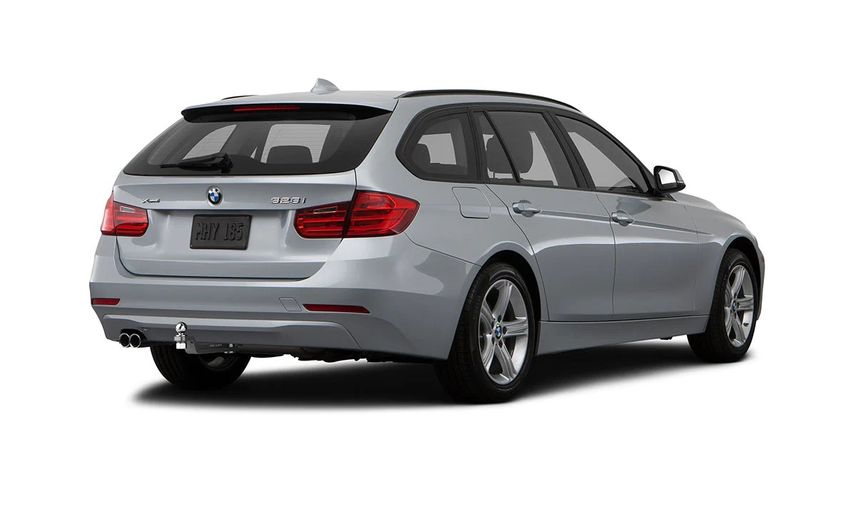bmw 3 series sedan diesel e90 2007 2011 stealth hitches tailored [ 1200 x 720 Pixel ]