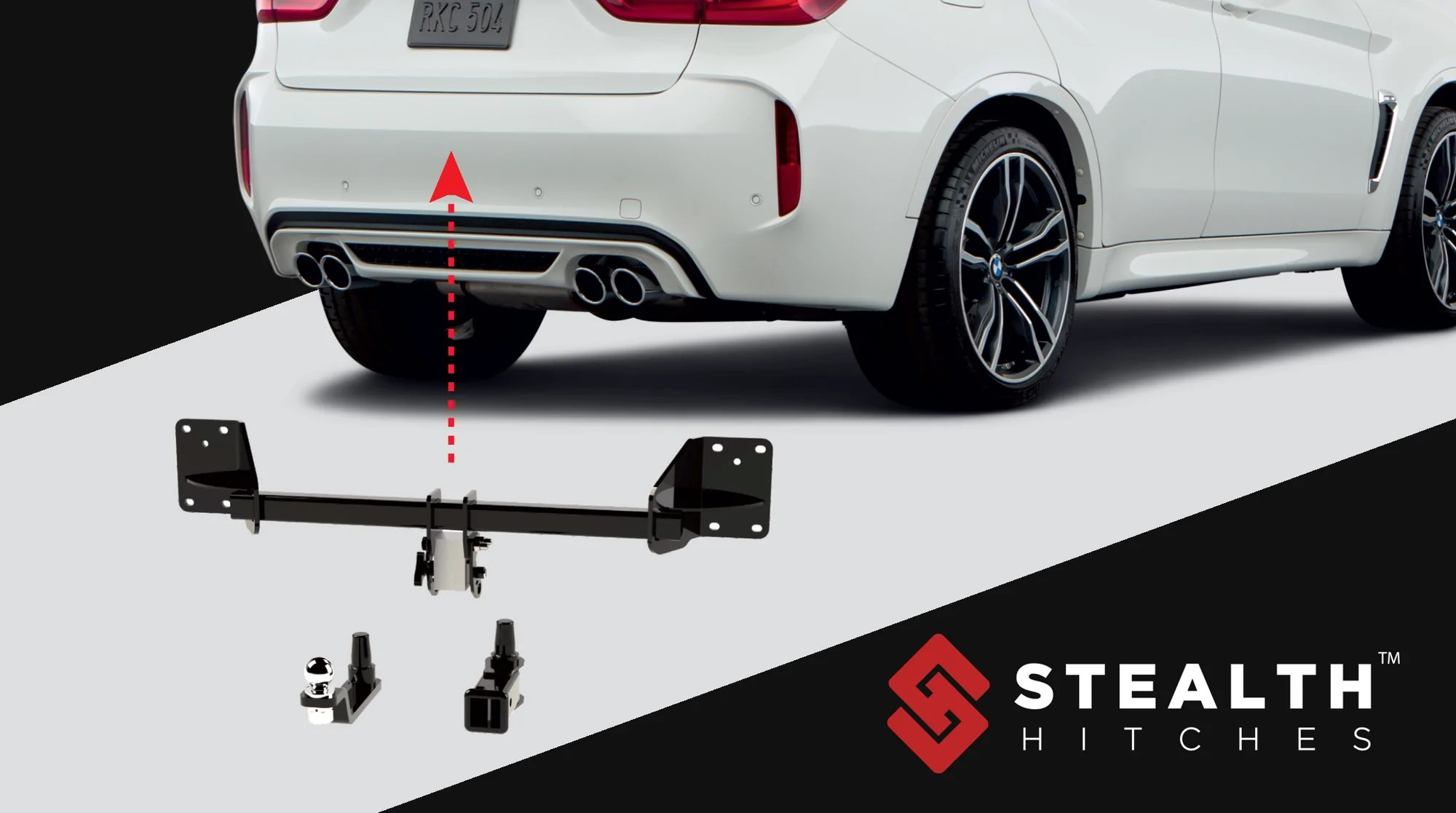 range rover trailer hitch tailor made hitch for land rovers [ 1999 x 1117 Pixel ]