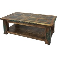 Southwest Coffee Table  Rustics for Less