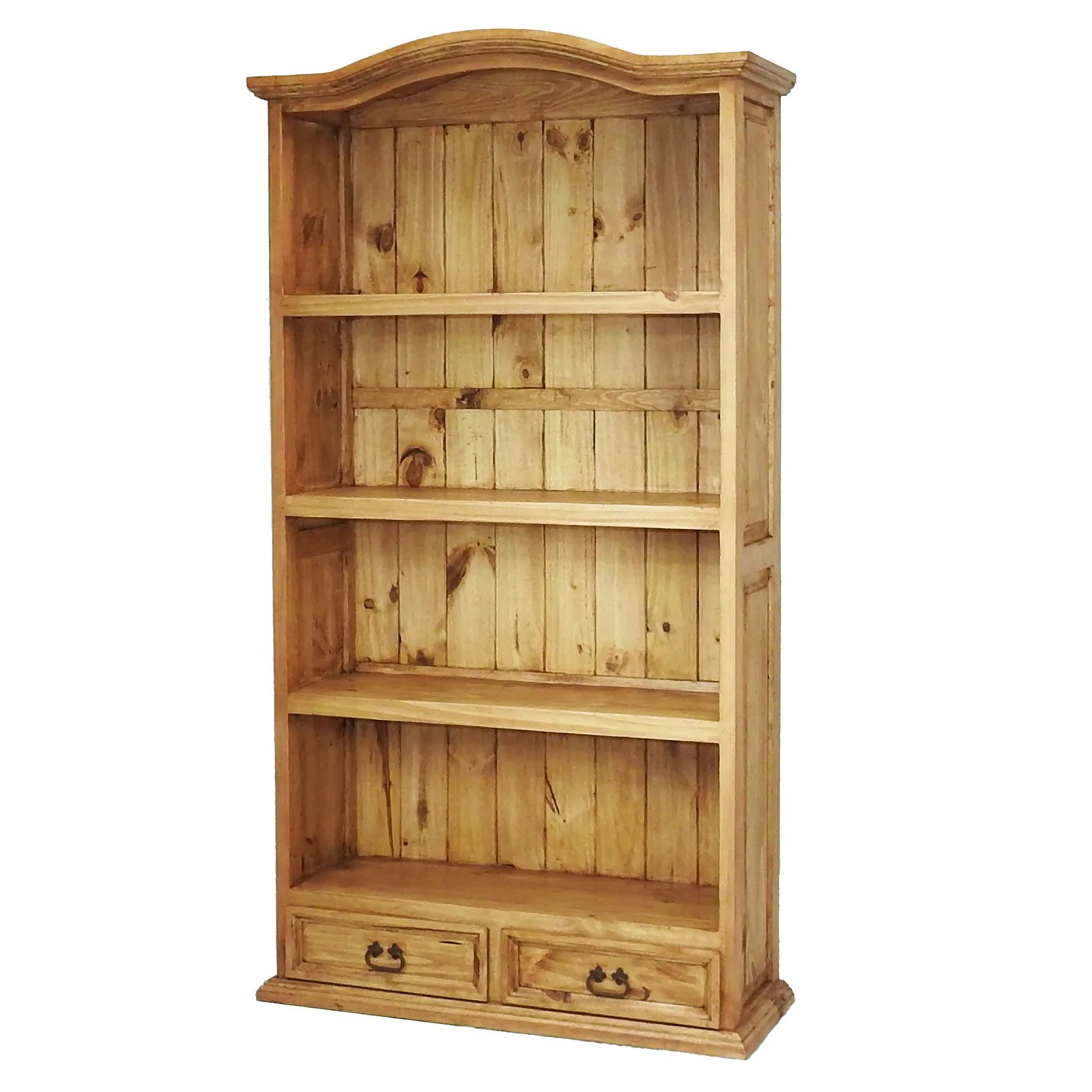 Traditional Small Bookcase Rustics For Less