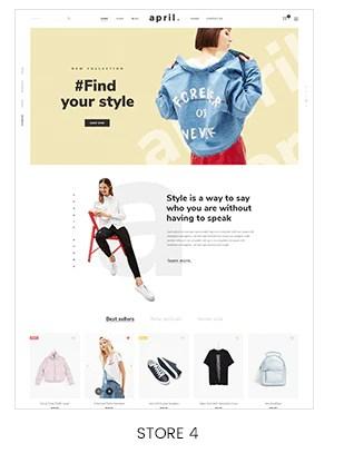 full-width wow effect shopify theme