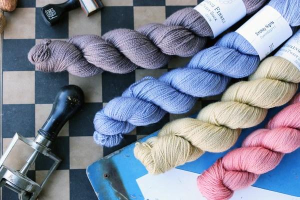 Nurturing Fibres Supertwist Sock