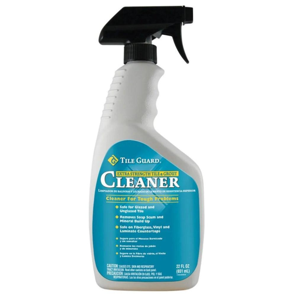 tile guard 9330 tile grout cleaner trigger spray 22 oz