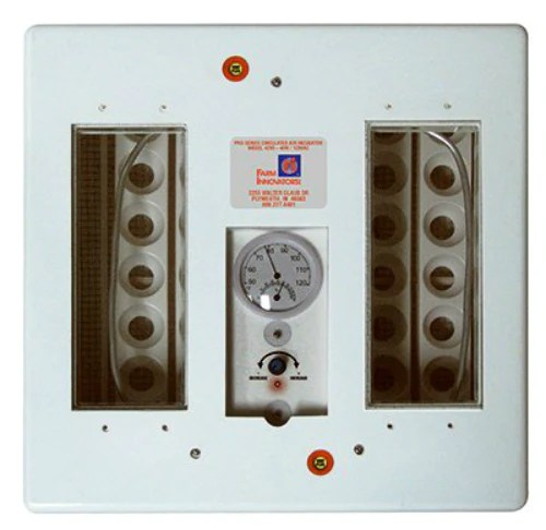 Circulated Air Incubator Has Solid State Circuitry For Longlasting