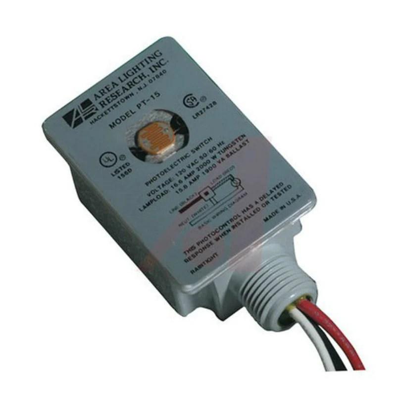 area lighting cpgi alr pt 15 photo electric switch 2000 watt