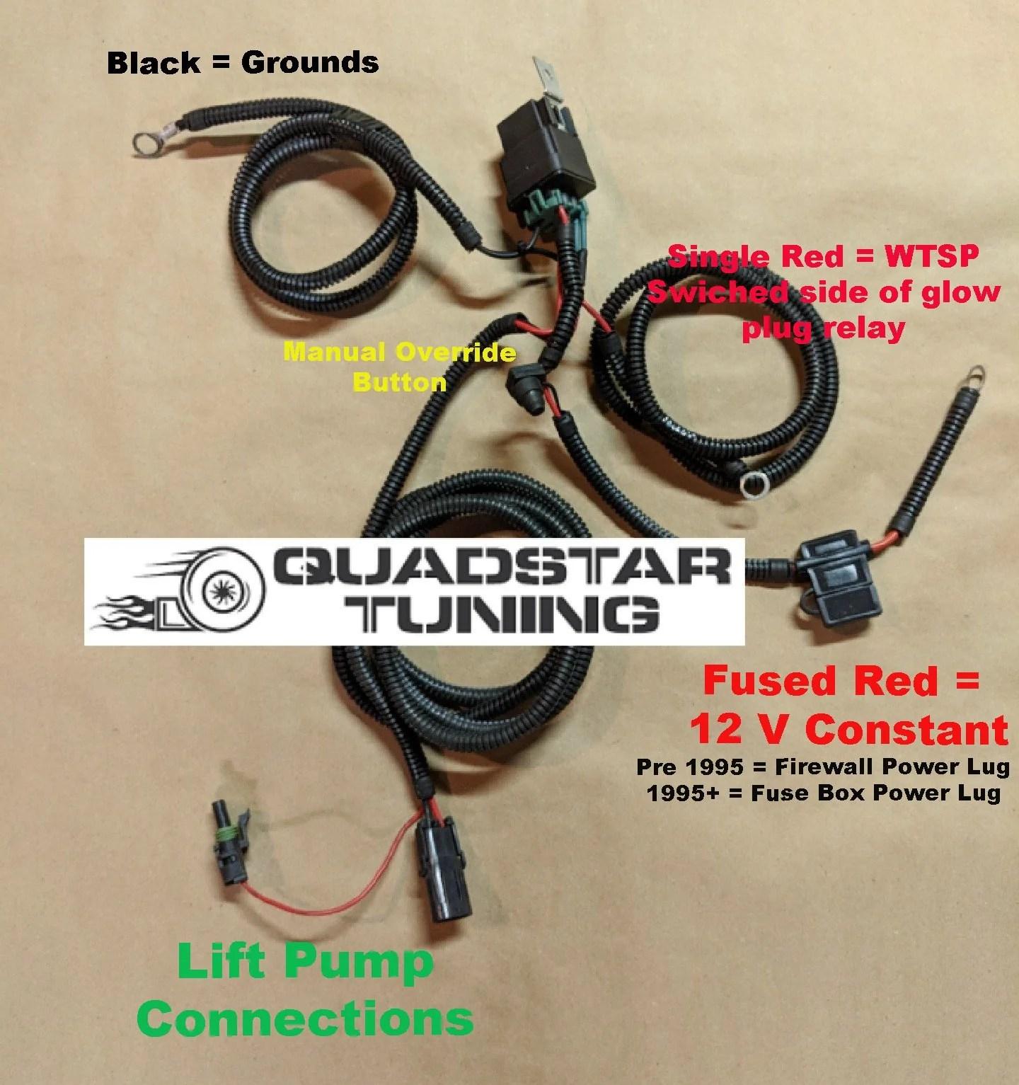 hight resolution of  carter lift pump kit