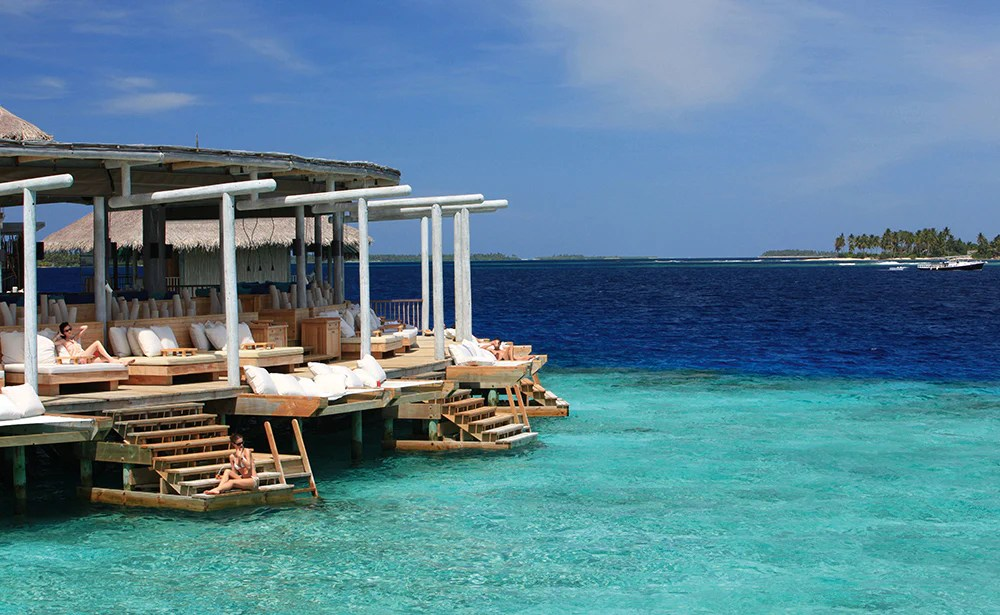 Six Senses Laamu Maldives Surf Stay In The Beautiful