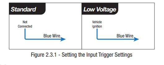 nissan navara d40 ignition wiring diagram smart car stereo faqs redarc electronics for more information on correct please consult page 9 of the user manual