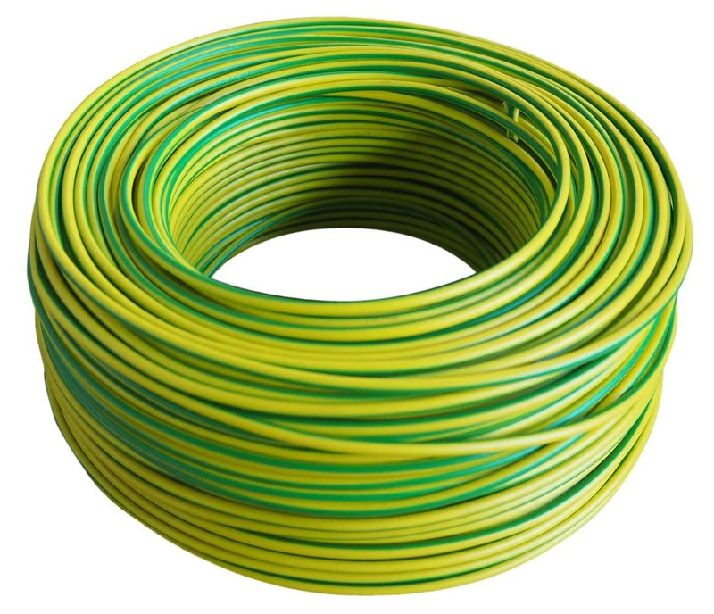 GP HOUSE 15MM x 100M YELLOWGREEN  Dynamic Distributors