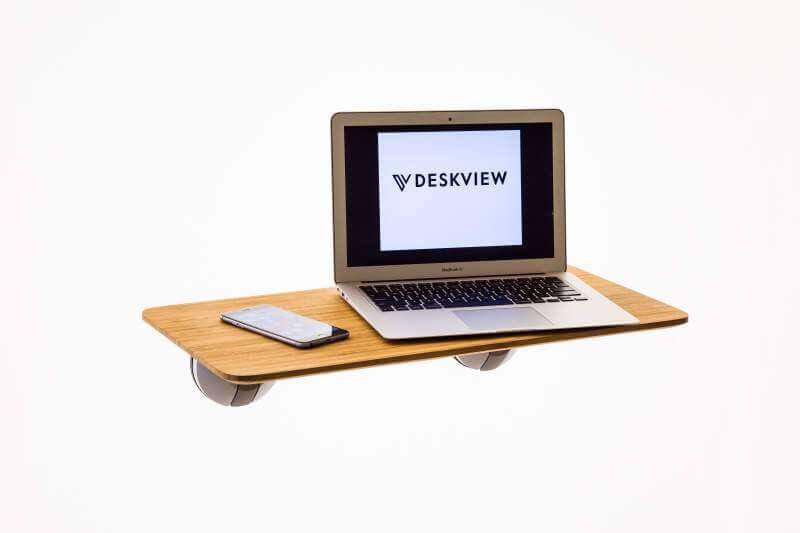 Portable Standing Desk  DeskView