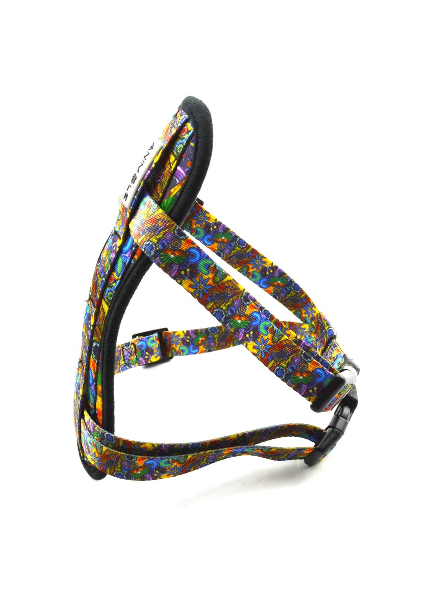 Walkabout - Chest Plate Harness Aboriginal Inspired