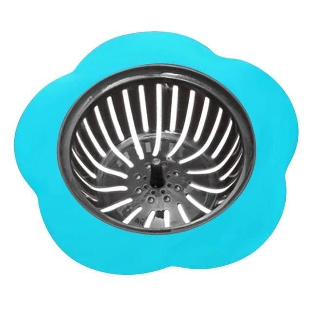 blue kitchen sink cool gadgets strainer inspire uplift