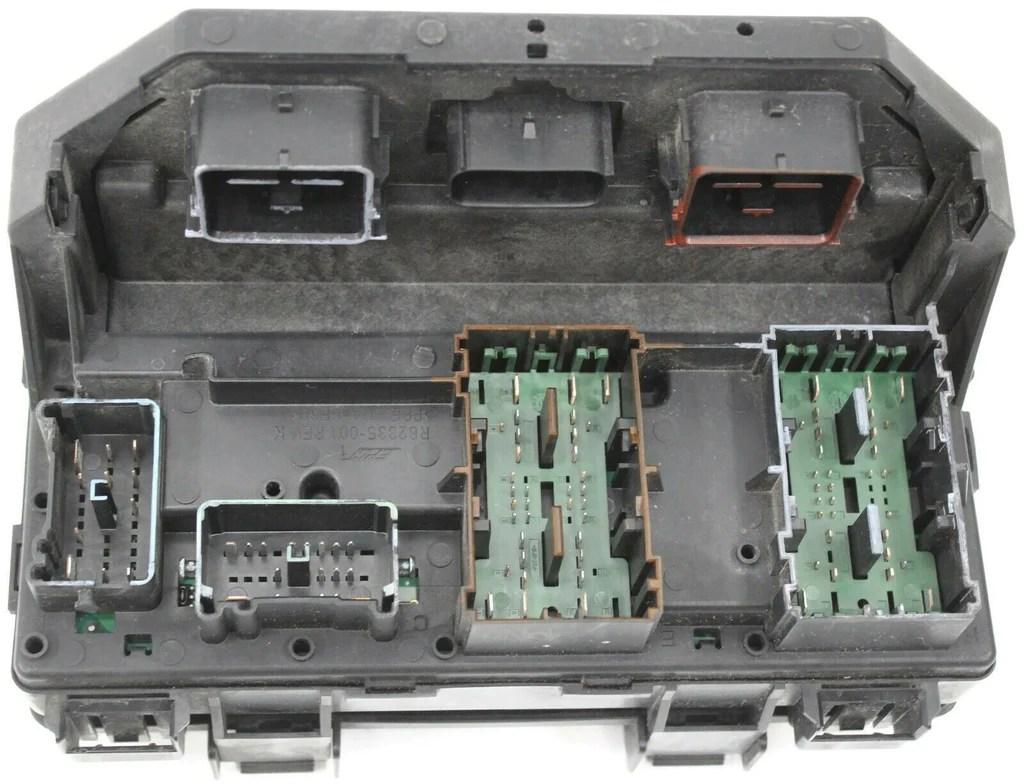 medium resolution of 2012 dodge ram totally integrated power control fuse box module 68089323ae