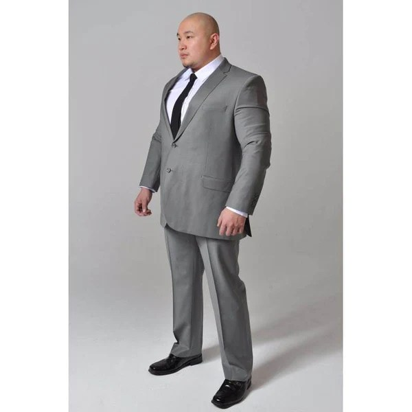 Big and Tall Stretch Suit  Comfortable Suits For Men