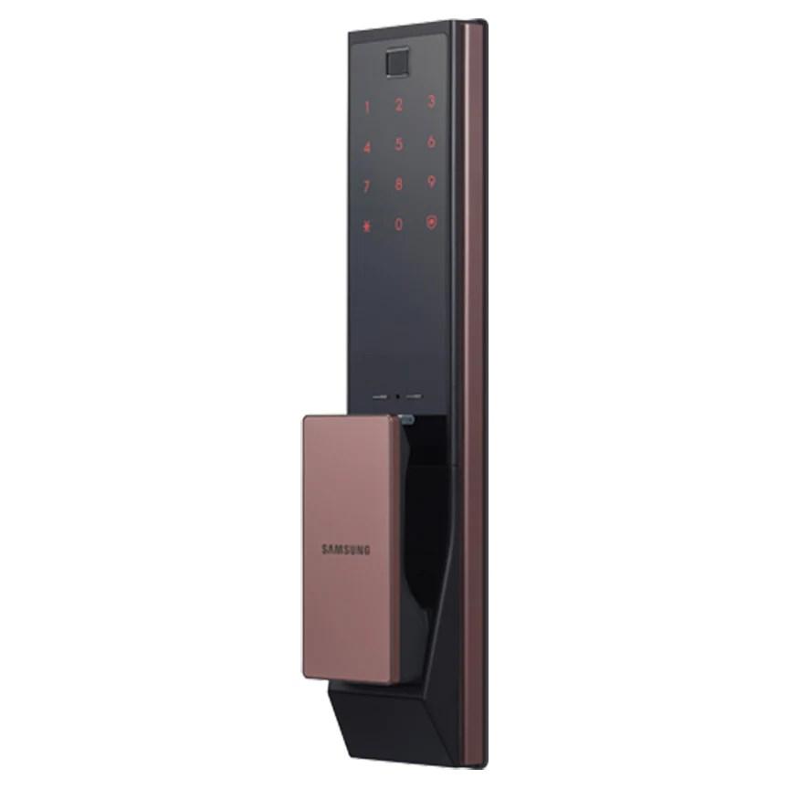 Samsung SMART BLUETOOTH FINGERPRINT DIGITAL DOOR LOCK MODEL#738 – Keylock