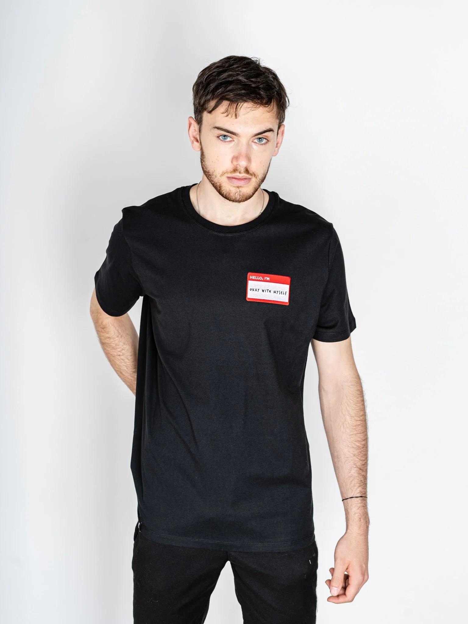 T-Shirt Hello   Plasticfreeworld