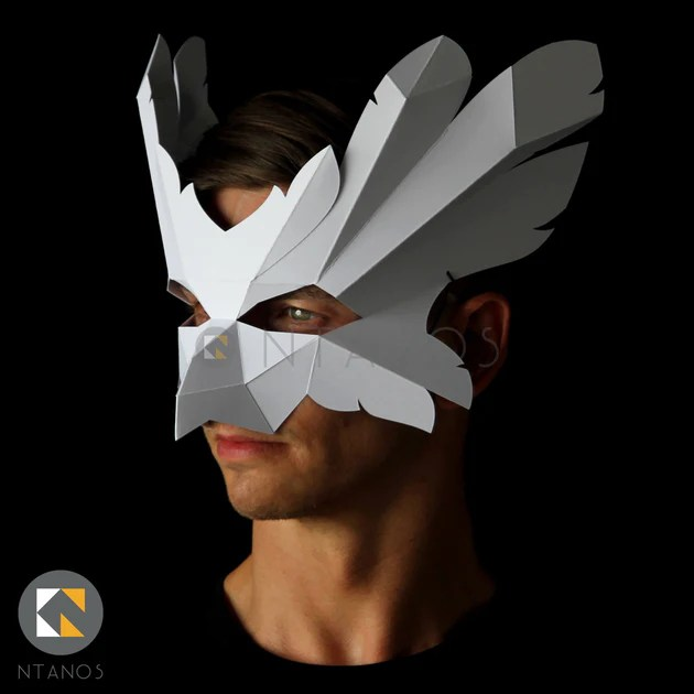 99  paper dog mask papercraft template festival mask diy craft  three face mask papercraft masks
