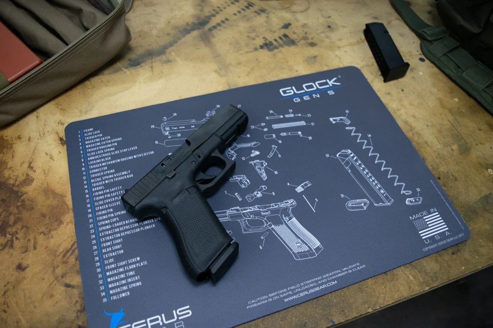 Glock 174 Gen5 Schematic Promat Be A Part Of Glock Upping