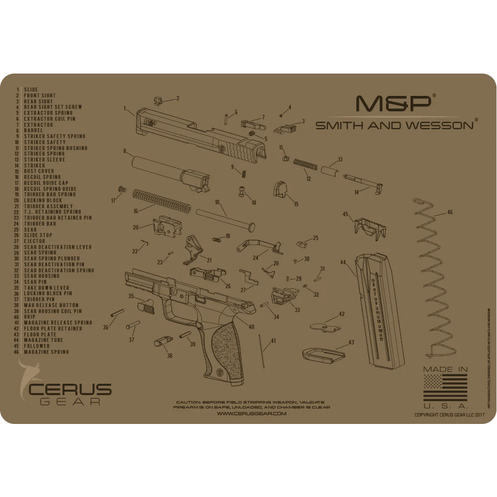 hight resolution of smith wesson m p schematic promat same day shipping