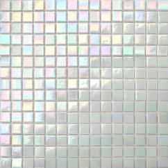 White Porcelain Undermount Kitchen Sink Cabinet Lazy Susan Alternatives Iridescent Vitreous Glass Mosaic Tile Sheet (mt0131 ...