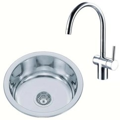 Compact Kitchen Sink Chairs And Mixer Tap Set Kst020 Grand Taps