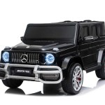 Licensed 4wd High Door Mercedes Amg G63 24v Ride On Jeep Matte Black Www Kidscarstore Co Uk