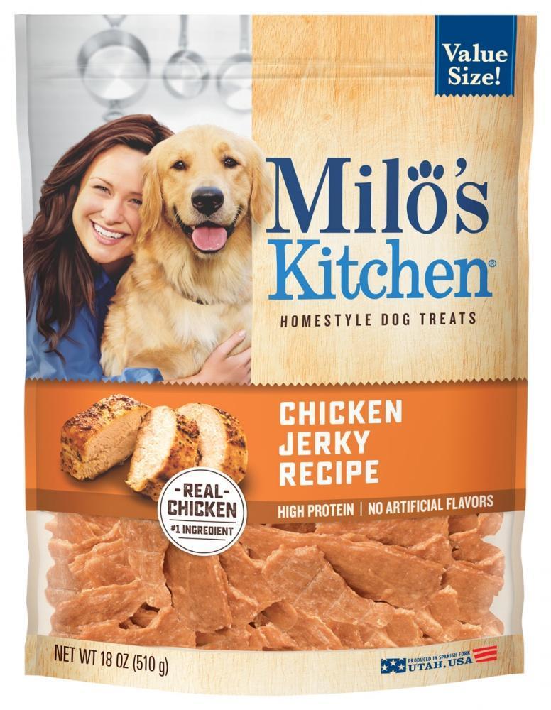 milos kitchen remodel financing milo s chicken jerky strips dog treats my pet food depot