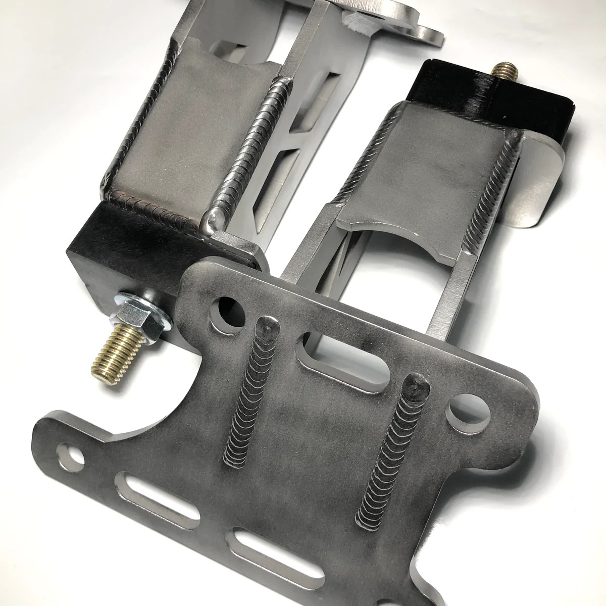 medium resolution of ford f100 crown vic swap big block 429 460 polyurethane motor mount se outcastautoworks