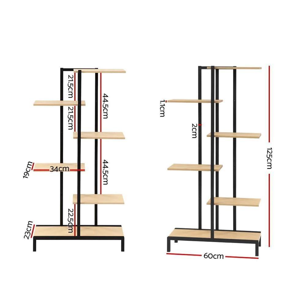 multi-tier indoor outdoor metal