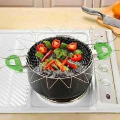 Magic Kitchen Grill Butterfly Undermount Sinks Basket Charge Deals Features