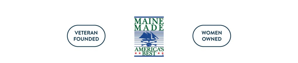 Healing Harbors is veteran founded maine made and women owned