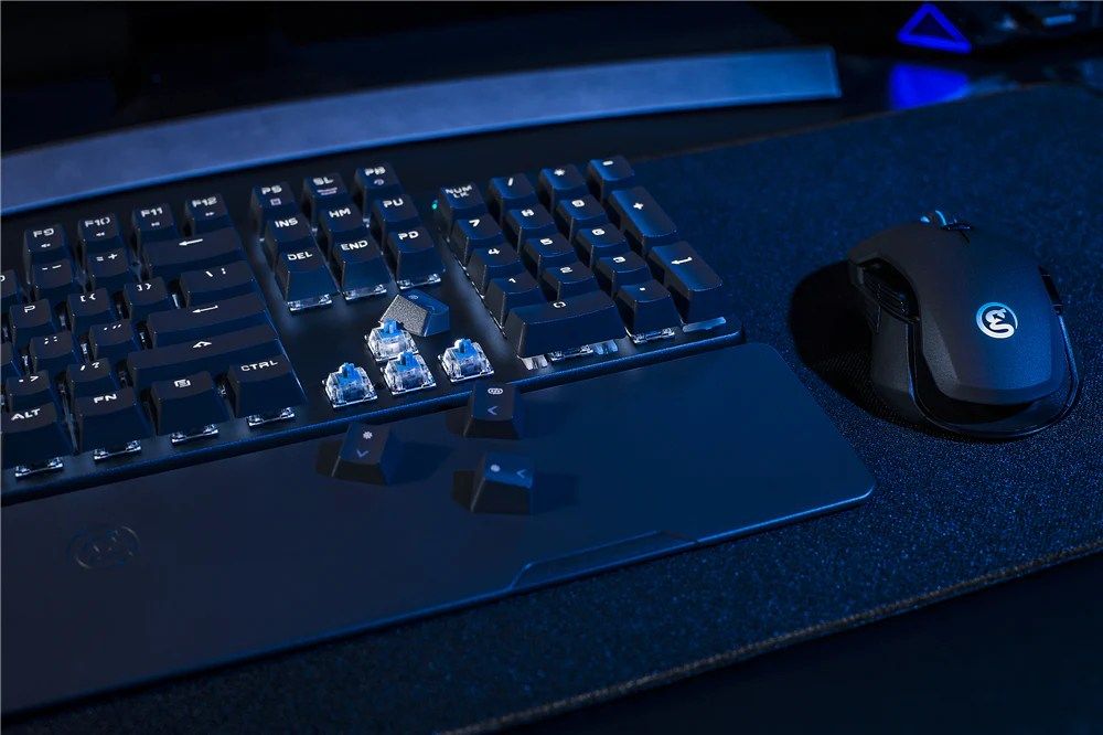 Blue Switches mechanical Keyboard