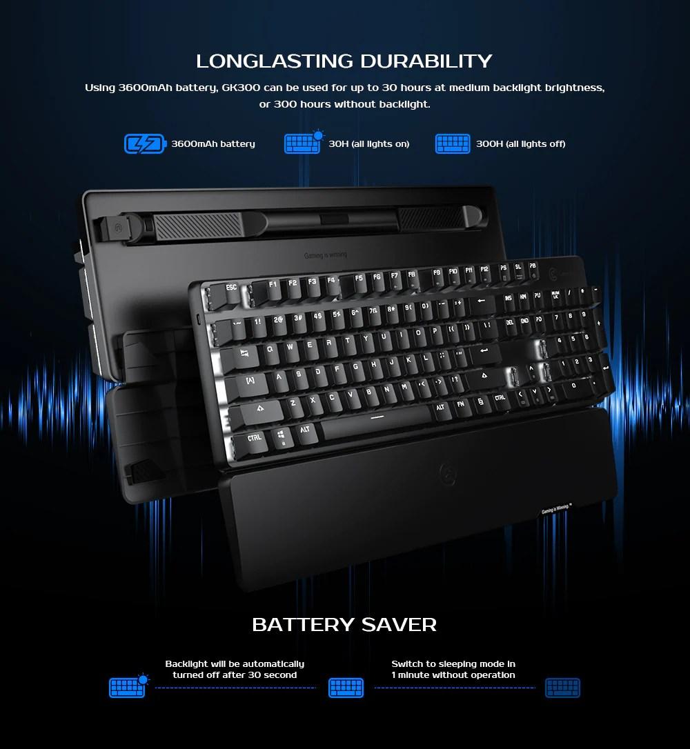 Full Size Mechanical Keyboard For MAC/Laptop