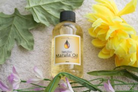 Marula oil is packed with antibacterials
