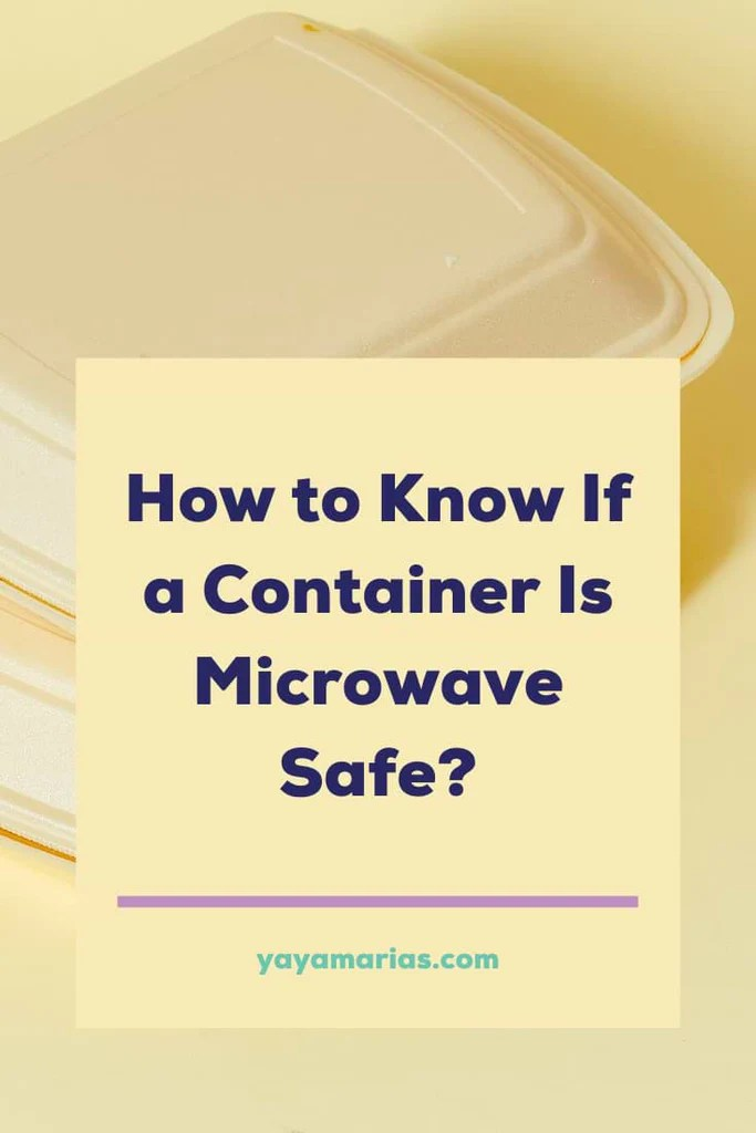 what does a microwave safe symbol look