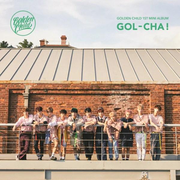 Imagini pentru golden child gol cha album