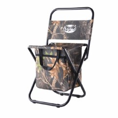 Fishing Chairs Skull Chair Meme Portable With Storage Cool Bag Steel Pipe X Frame Polyester Tackle Bags