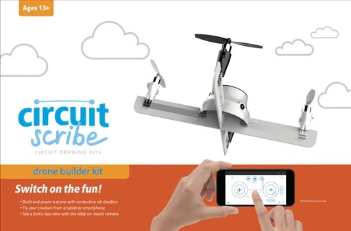The Circuit Scribe Rollerball Pen Can Draw Circuits Crave