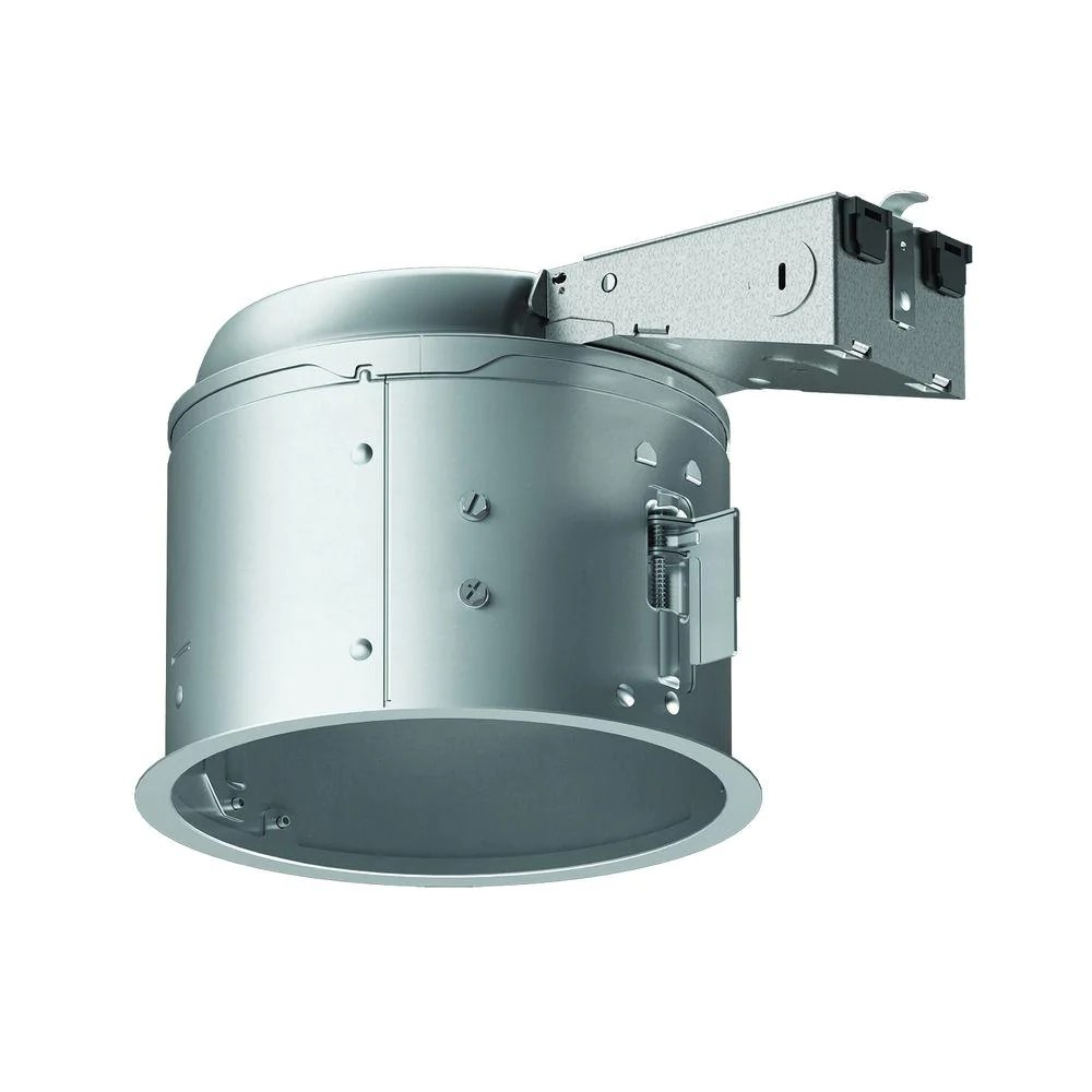 halo e26 6 in aluminum recessed lighting housing for remodel shallow ceiling insulation contact air tite