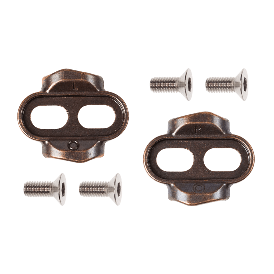 Easy Release Cleat Kit Crankbrothers